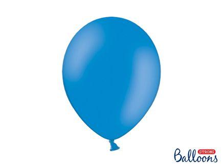Balónky chrpově modré