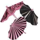Dekorativní deštníky A Day in Paris
