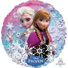 Fóliový balónek Frozen duo