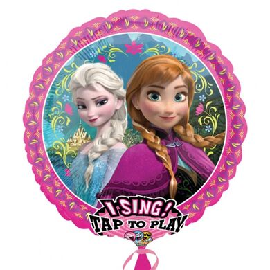 Zpívajíci fóliový balónek Frozen