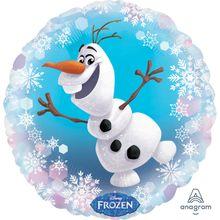 Fóliový balónek Olaf