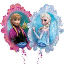 Fóliový balónek supershape Frozen