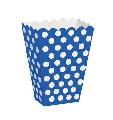 Košíky na drobnosti modré