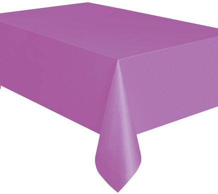 Ubrus plastový purpurový