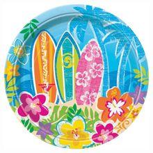 Talíř malý Hula Beach Party