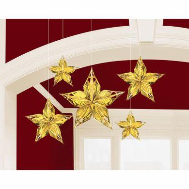 Závěsné dekorace Glitz & Glam