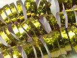 Serpentiny holografické zlaté
