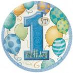1. narozeniny chlapeček