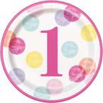 1. narozeniny holčička