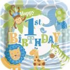 1.narozeniny blue Safari