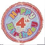 4. narozeniny