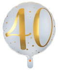 40. narozeniny