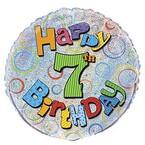 7. narozeniny