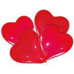 Balónky srdcové