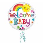 Balónky k narození děťátka
