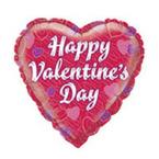 Valentínske balónky