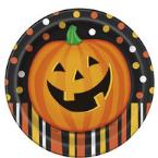 Halloween stolování