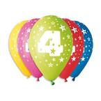 Latexové balónky číselné