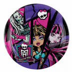 Monster High párty