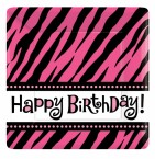 Pink Zebra párty