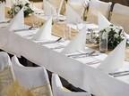 Svatební stolování