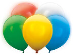 Svítící LED balónky