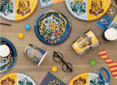 Kouzelná oslava ve stylu Harryho Pottera: Přípravy a výzdoba