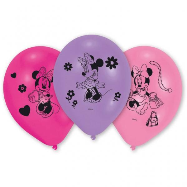 Balónky Minnie Mouse