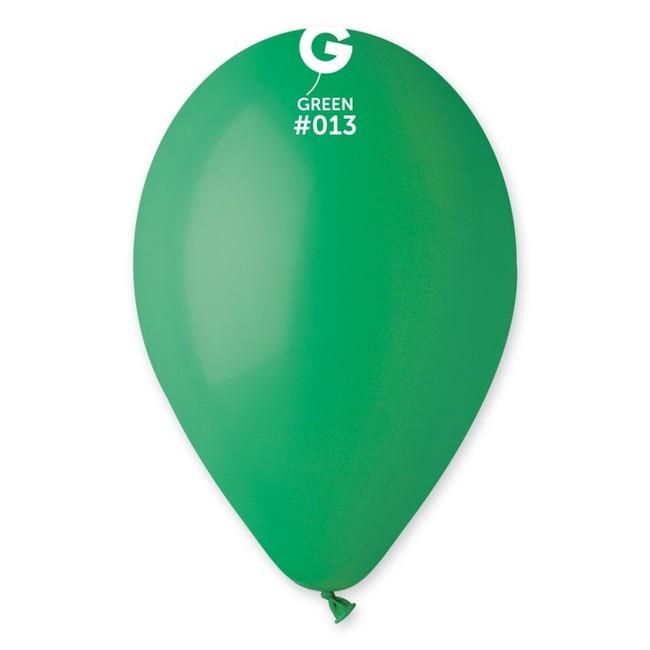 Levně Balónky tmavě zelené