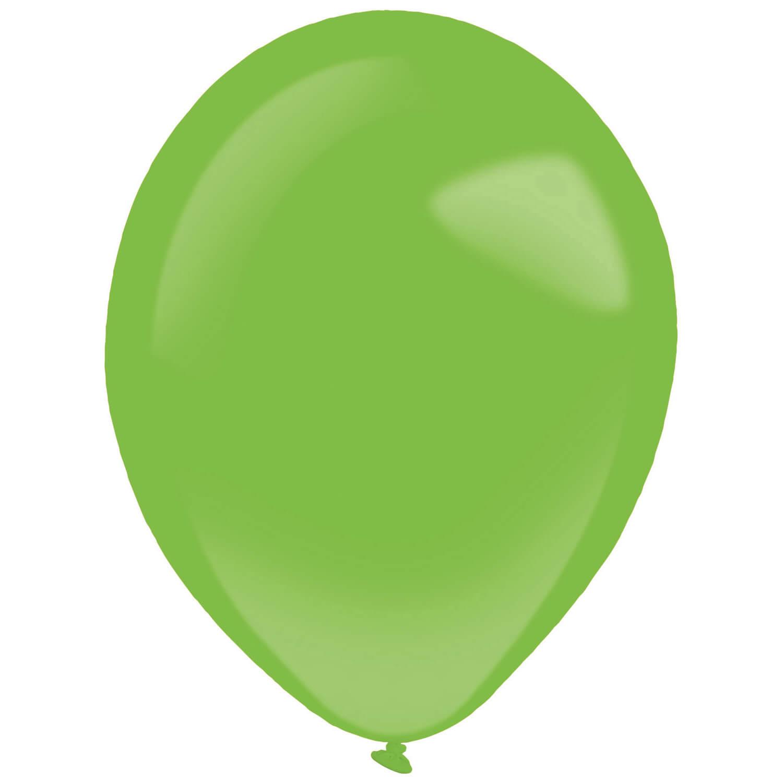 """Levně Balónky zelené 5 """"/ 13 cm"""