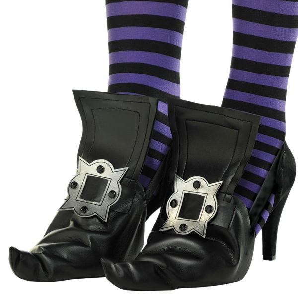 Čarodějnické návleky na boty