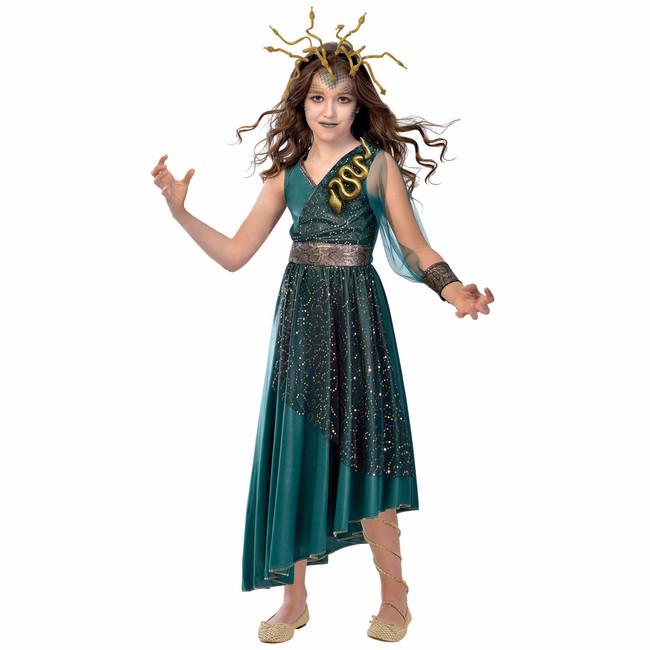 Kostým Medúza 8 - 10 let