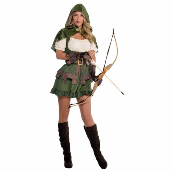 Dámský kostým Robin Hood M