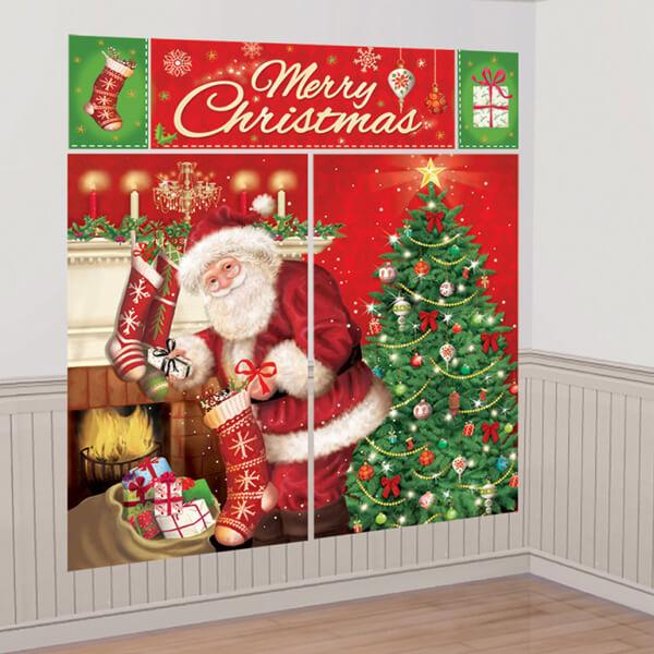 Tapeta na zeď Kouzelné Vánoce