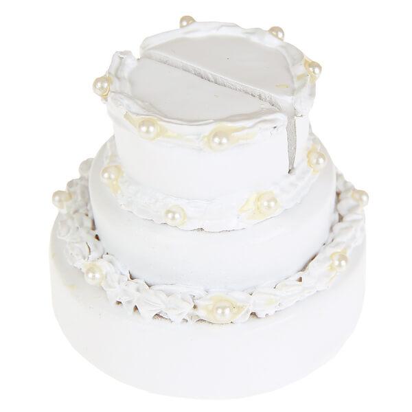 Držák na jmenovky Svatební dort
