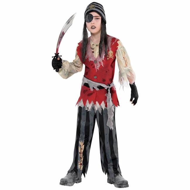 Kostým Divoký pirát 8 - 10 let