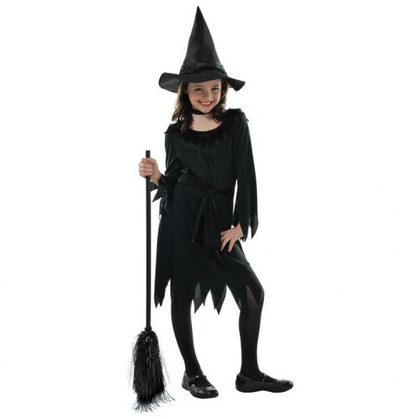 Kostým Malá čarodějnice 8 - 10 let