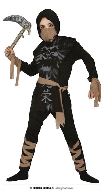 Kostým Ninja 7-9 let