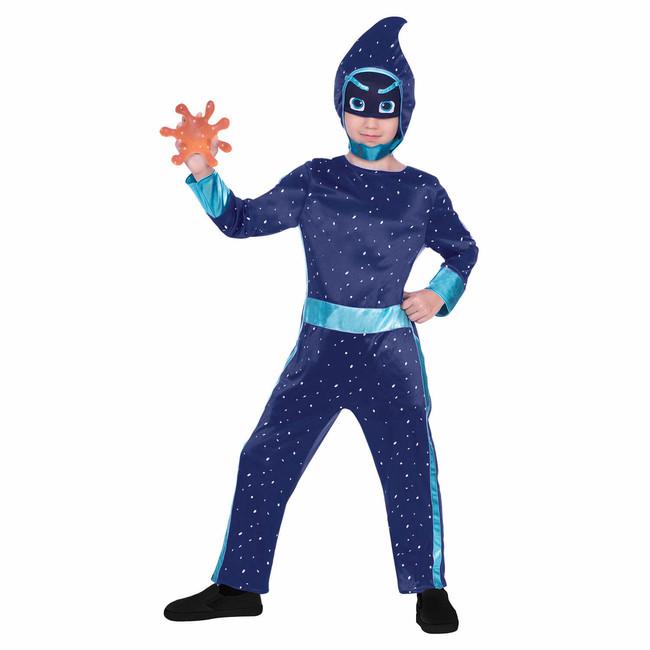 Levně Kostým Pyžamasky Night Ninja 7-8 let