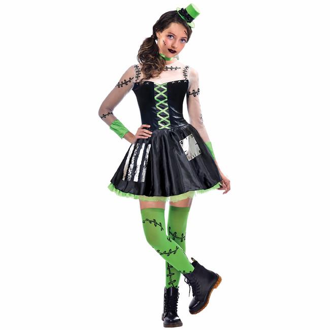 Kostým Slečna Frankenstein 8-10 let