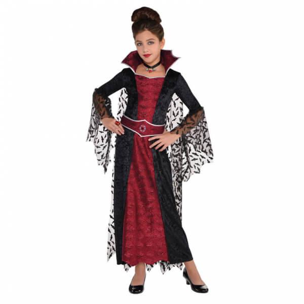 Kostým Temná Královna 8-10 let