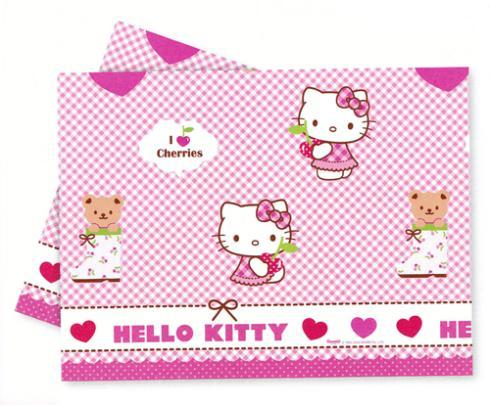 Ubrus Hello Kitty