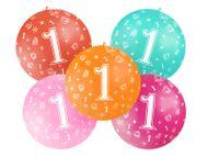 Balónek velký 1. narozeniny