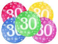 Balónek velký 30. narozeniny