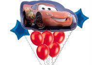 Balónková kytice - prémiová