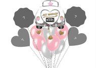 Balónková kytice - vlastní