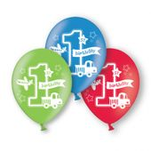 Balónky 1.narozeniny B-day Boy