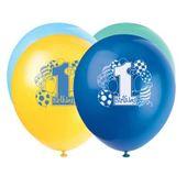 Balónky 1.narozeniny chlapeček