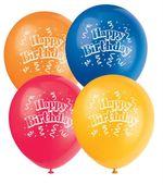 Balónky Brilliant Birthday