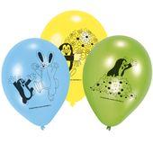 Balónky Krtek